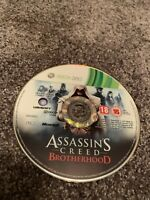 XBOX 360 ASSASSINS CREED BROTHERHOOD DISC ONLY