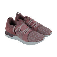Asics Gel Lyte V Sanze H848N-2626 Mens Pink Suede Casual Low Top Sneakers Shoes