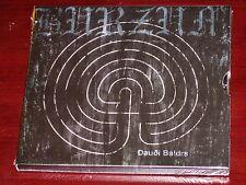 1Burzum1: Daudi Baldrs CD 2010 Varg Slipcase Set V Reissue Byelobog BYE006CD NEW