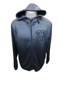 Chicago Bears Men's G-III Horizon Full Zip Hoody Sweatshirt