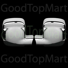 Chrome Full Mirror Covers For Chevy Chevrolet Express 1500, 2500, 3500 Van 03-15