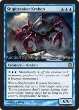 Theros ~ SHIPBREAKER KRAKEN rare Magic the Gathering card