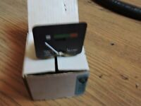NEUF !! Thermometre  VEGLIA avec témoin d'huile Peugeot 404
