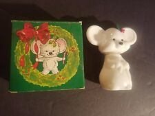 AVON (Merry Mouse) Zany Cologne FULL BOTTLE NEW IN BOX