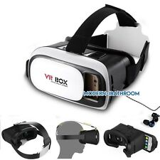 2.0 3D VR Virtual Reality Headset Glasses Box Helmet for for iPhone 7Plus/7/6s/6