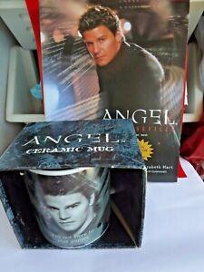Buffy Angel Ceramic MUG/book