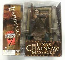 NEW SEALED McFarlane Movie Maniacs 7 Series Leatherface Texas Chainsaw Massacre