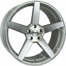 "Alloy Wheels 18"" CC-Q For Audi A4 A6 A8 TT RS Coupe Roadster Q2 Q3 Q5 5x112 SP"