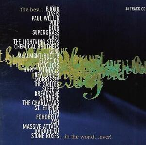 The Best Album In The World...Ever - Various Artists (1996 Double CD Album)