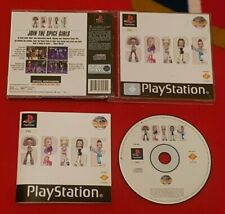 Spice World ps1 Sony Playstation PAL complete tested free p+p VGC