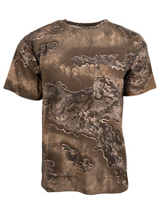 King's Camo Men's Realtree EXCAPE Classic Cotton Short Sleeve Shirt