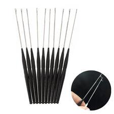 10pcs Crochet Hook Needle for Hair/Micro Braid Needle Dread Lock Maintaining