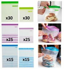 Emballages alimentaires IKEA pour le rangement de la cuisine