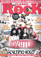 CLASSIC ROCK N°34/2015 LED ZEPPELIN PAUL WELLER GUNS N'ROSES AC/DC SPOOKY TOOTH