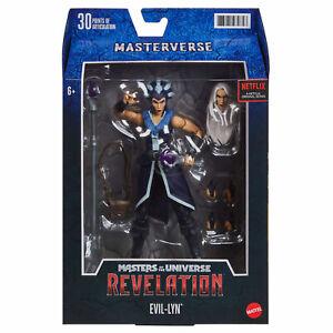 Mattel Masters of the Universe Revelation Masterverse Actionfigur Evil-Lyn