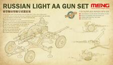 Meng-Model SPS-026 - 1:3 5 Russian Light Aa Gun Set - New
