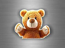 sticker car auto moto tuning decals vinyl jdm bear ted teddy love plush r2