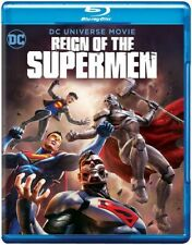 Reign of the Supermen [New Blu-ray] Blue, With DVD, 2 Pack, Digital Co