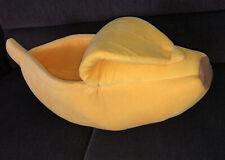 Haustier Katzen Nest Haus Bett Banane Katzennest Warm Hunde Katzen Höhlennest