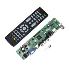 Universal LCD TV Controller Driver Board PC/VGA/HDMI/USB Interface Remote contro