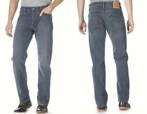 NEW LEVIS 504 Jeans Men Original Regular straight Denim 29990-0480  30IN 34L