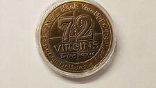US Marine Corps 72 Virgins Coin