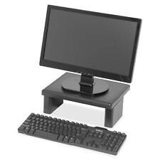 "DART LCD/TFT Monitor Riser 13""x10-1/2""x1""to4-3/4"" 66lb Cap BK 02161"