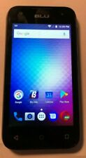READ FIRST Blu Studio J1 (UNLOCKED) Black Cell Phone Excellent Used
