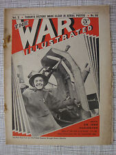 The War Illustrated # 66 (Taranto, Koritza, San Demetrio, Jervis Bay, Coventry)