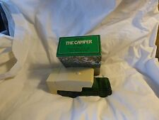Avon The Camper Decanter Oland Aftershave And Talc In Box-1972