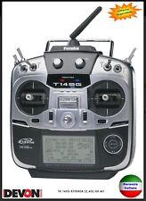 futaba Radio t14SG ricevente R7008SB M 1 Elicottero Elettrico tecocomandato rc