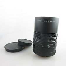 Für Praktica B PB Carl Zeiss Jena P 2.8/135 MC Objektiv / lens