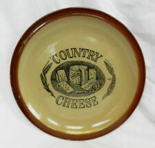 Country Ceramic Serving Dishes