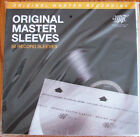 Mobile Fidelity Sound Lab Original Master Sleeves 50 Pack For LP Records MFSL