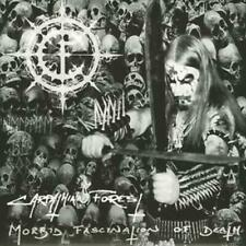 Carpathian Forest : Morbid Fascination of Death CD (2007) ***NEW*** Great Value