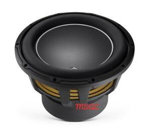 "JL Audio 10W6v3-D4 Series 10"" subwoofer 1200 Watts dual 4-ohm voice coils  NEW"