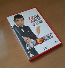 Excellent Condition - Case & DVD - Johnny English (DVD, 2003) - Rowan Atkinson