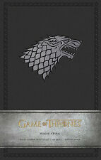 Game of Thrones, House Stark, Ruled Hardcover Journal, 192 Pages, Archival Paper