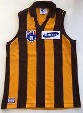 RARE Vintage 1990s Hawthorn Hawks Guernsey Football Club Jumper VFL AFL Sekem