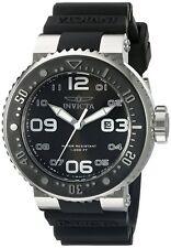 Invicta Men's 21518 Pro Diver Analog Display Japanese Quartz Black Watch