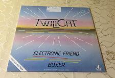 "TWILIGHT (12"") ELECTRONIC FRIEND [ORIG 1983 CAT *LIMITED EDITION *ITALO-DISCO]EX"