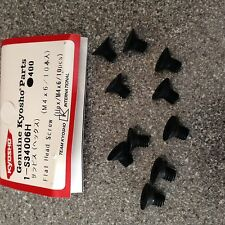 Kyosho Inferno MP9 GT GT2 NEO, 10 x CHASSIS SCREWS FOR IF210, M4 x 6, 1-S34006H