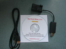 GM OBD1 Scanner Cable & Software - USB to Opel/Lotus Esprit ALDL direct.