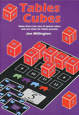 Tables Cubes: Make These Two Sets of Special Cubes and Use Them for Tables...