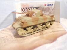 Corgi 1/50 Char militaire M4 Sherman USMC Guam Pacific Cc51014