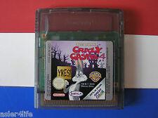 BUGS BUNNY CRAZY CASTLE 4 - GAMEBOY COLOUR - GBC
