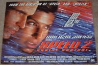 Speed 2 movie poster - Sandra Bullock, Jason Patric - 12 x 16 inches
