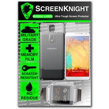 ScreenKnight Samsung Galaxy Note 3 & Galaxy Gear FULL BODY SCREEN PROTECTOR