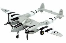 MOTOR MAX 76365 P38 Lighting diecast model aircraft USAF 1:60th scale