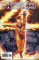 Fantastic Four Comic 1 Cover A First Print 2006 Karl Kesel Lee Weeks Campanella